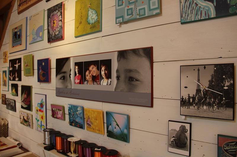 Atelier d'art ouvert : La mineuse d'image - MONEIN