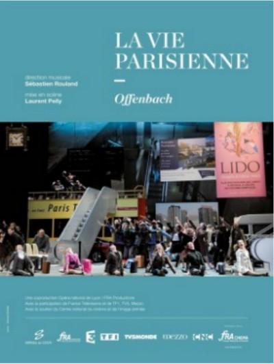 Cine-opéra : La vie Parisienne - MONEIN