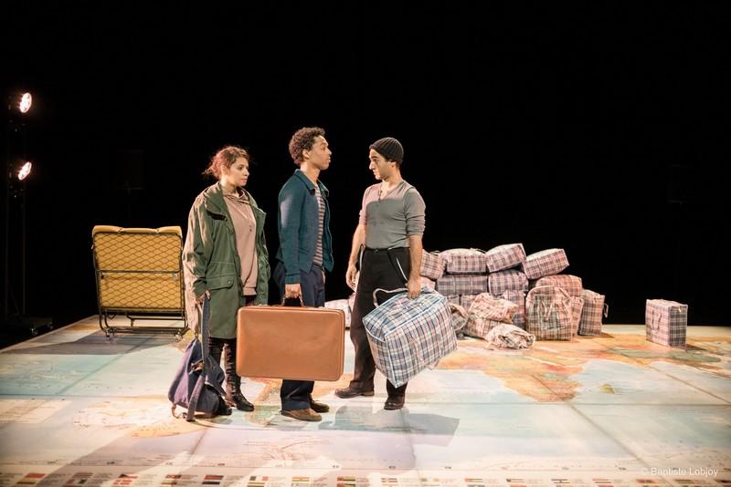 Théâtre: Le garçon à la valise - MONEIN