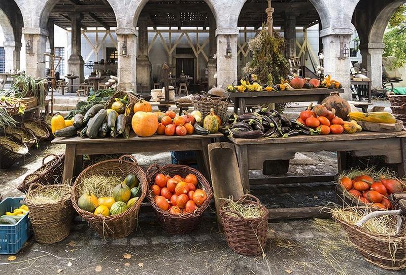 Atelier : Légumes et fruits oubliés - MOURENX