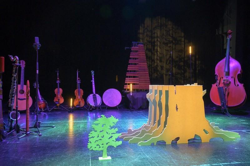 Théâtre : Les fées de l'arbre - MONEIN