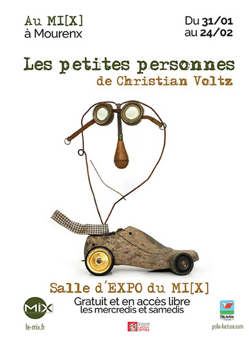 Exposition : Les petites personnes - MOURENX