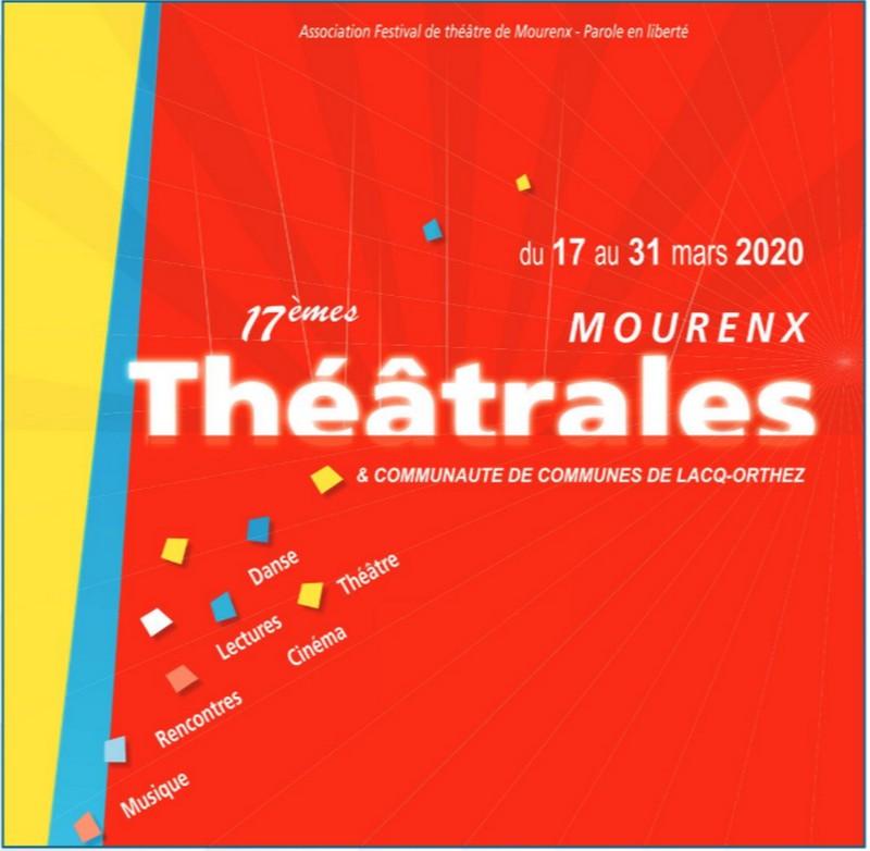 Les théâtrales - MOURENX
