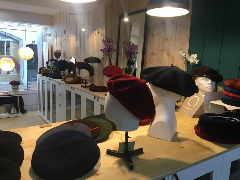 Atelier d'art ouvert : La manufacture de bérets - ORTHEZ