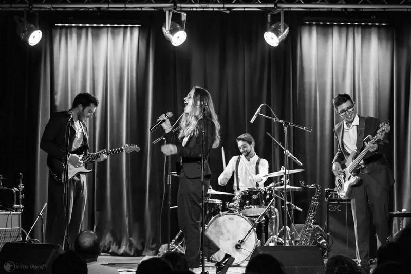 Terrasses en scène : Concert Miss Bee and the Bullfrogs - LUCQ-DE-BEARN