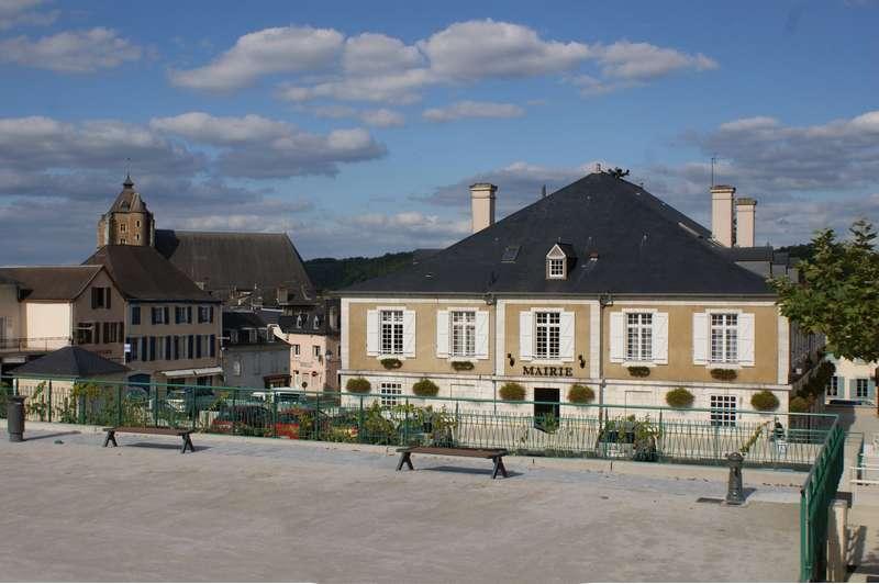 Visite guidée du bourg de Monein - MONEIN
