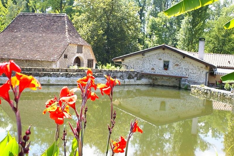 Journées européennes du Patrimoine : Moulin de Candau - CASTETIS