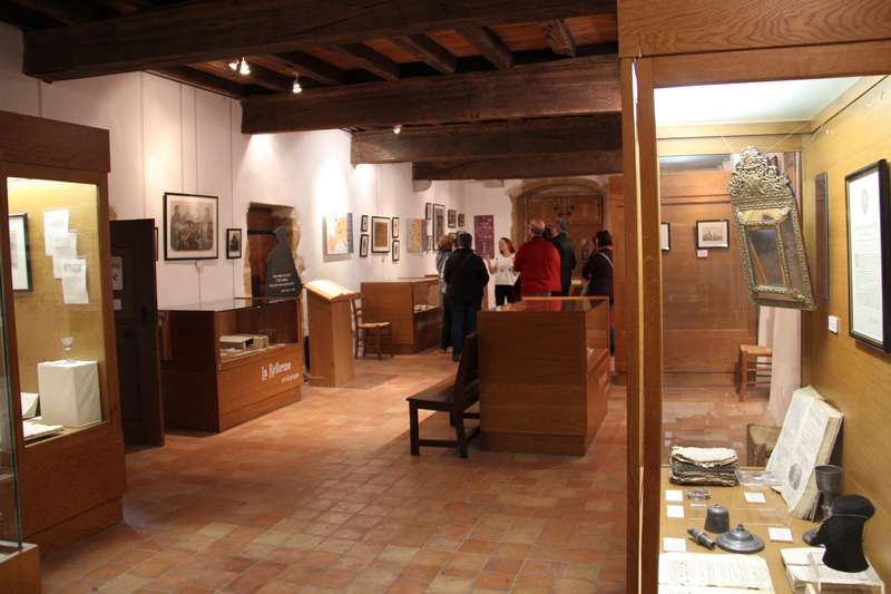 Journées du Patrimoine : Musée Jeanne d'Albret - ORTHEZ