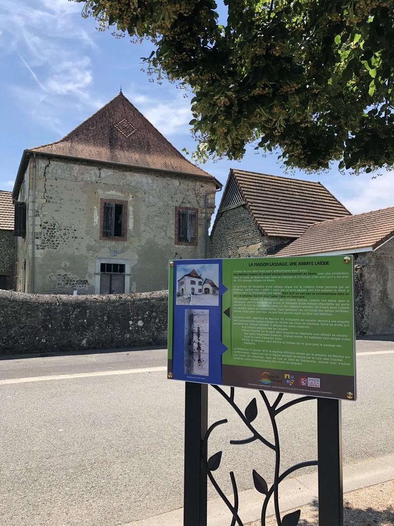 Journées européennes du patrimoine : Balade historique - LABASTIDE-CEZERACQ