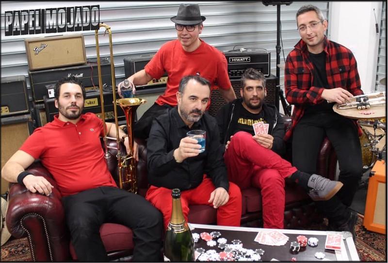 Jeudi soir à Lacommande : Papel Mojado - LACOMMANDE