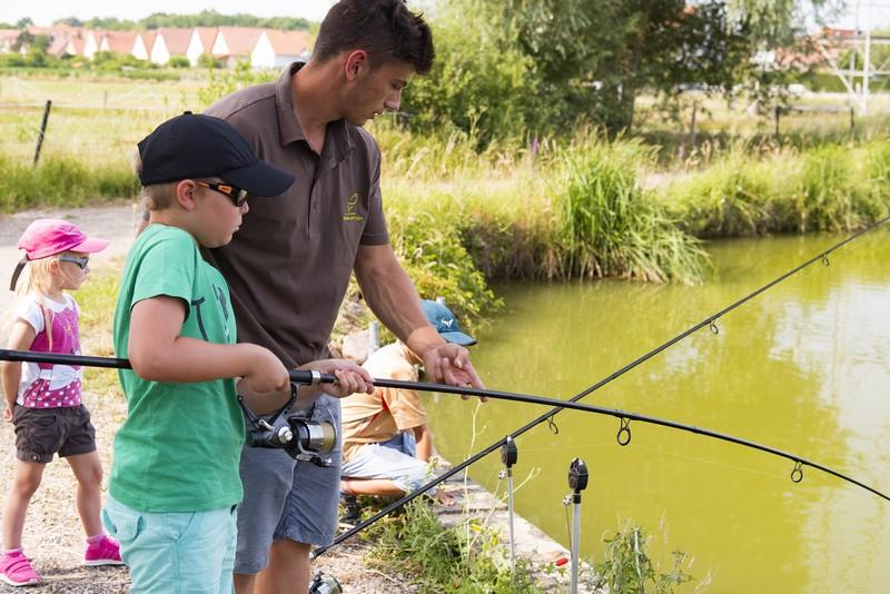 Sortie initiation pêche - MONEIN