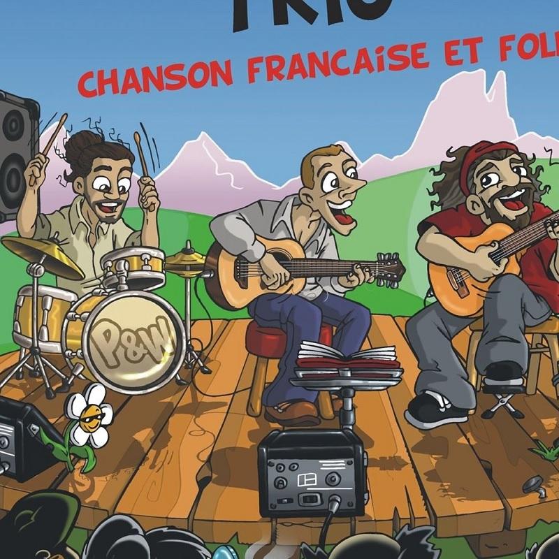 Concert : Pierre et Willy trio - MONEIN