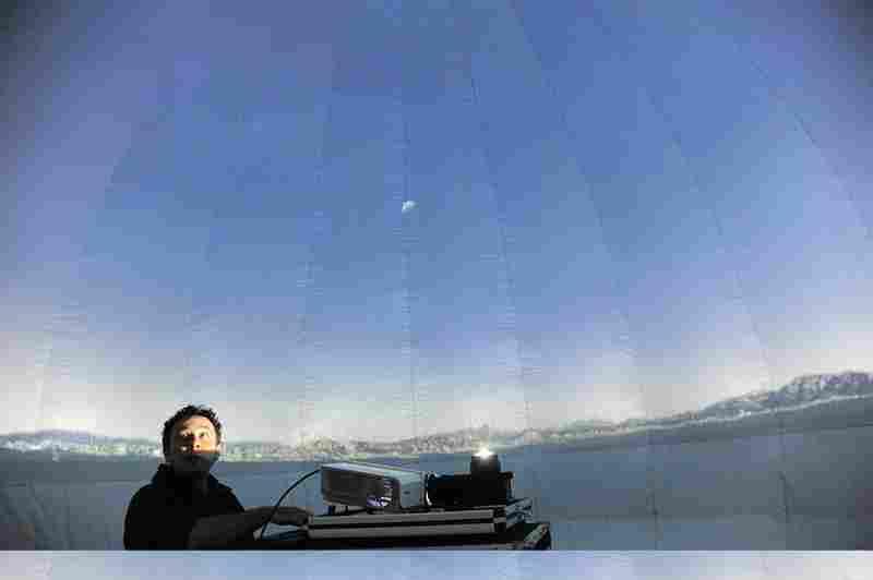 Atelier : Planétarium numérique, ciel de printemps - MOURENX