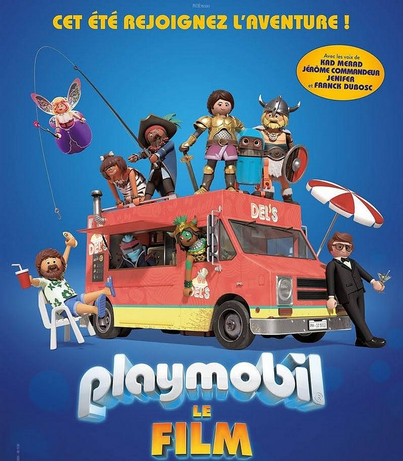 Ciné-goûter : Playmobil le film - MONEIN