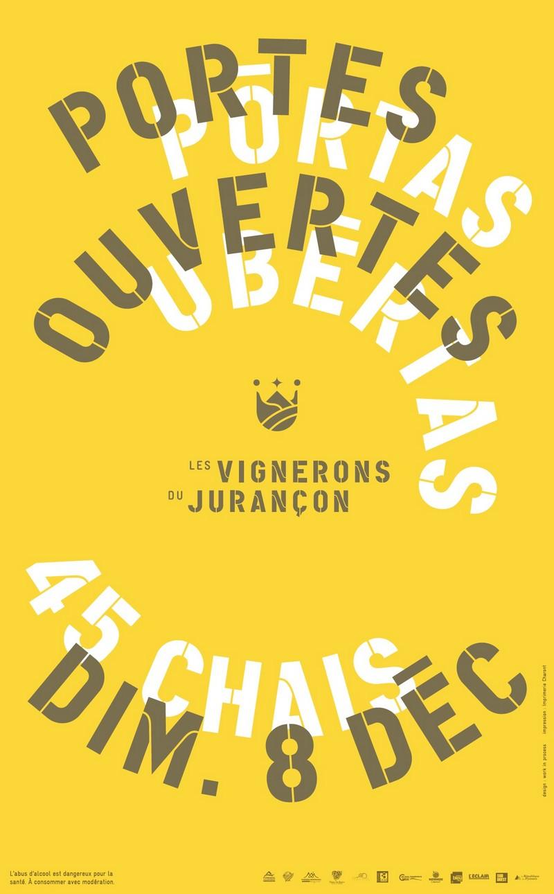 Portes ouvertes sur la route des vins du Jurançon - CUQUERON