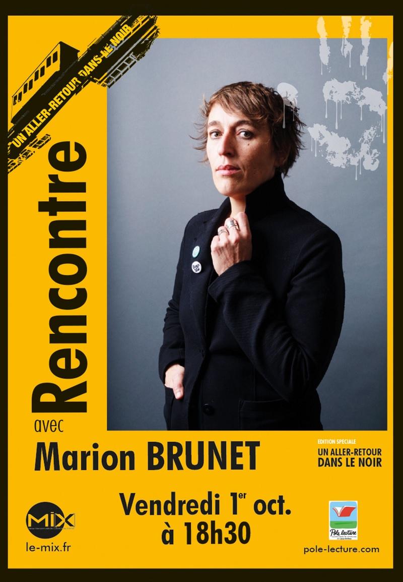 Rencontre avec Marion Brunet - MOURENX
