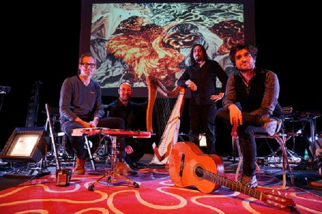 BD Concert : La saga de Grimr - MONEIN