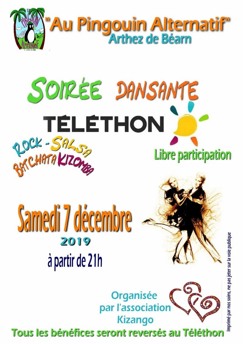 Téléthon - ARTHEZ-DE-BEARN