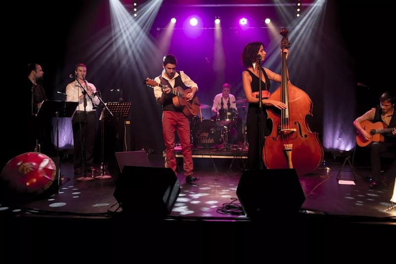 Terrasses en scène : Concert Swing Vandals - ARTHEZ-DE-BEARN