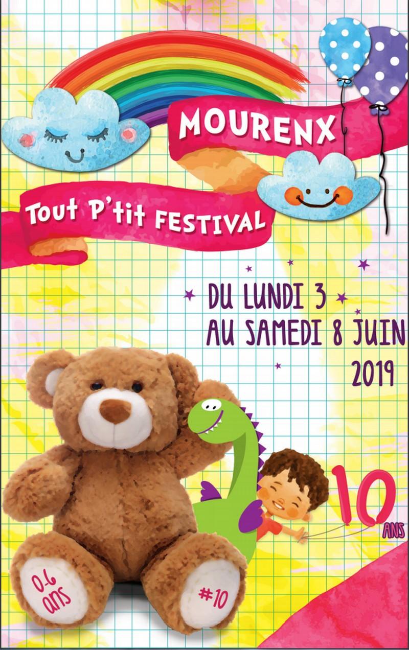Tout p'tit festival - MOURENX