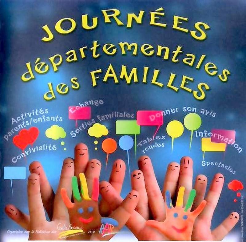 Journée départementales des familles - ORTHEZ