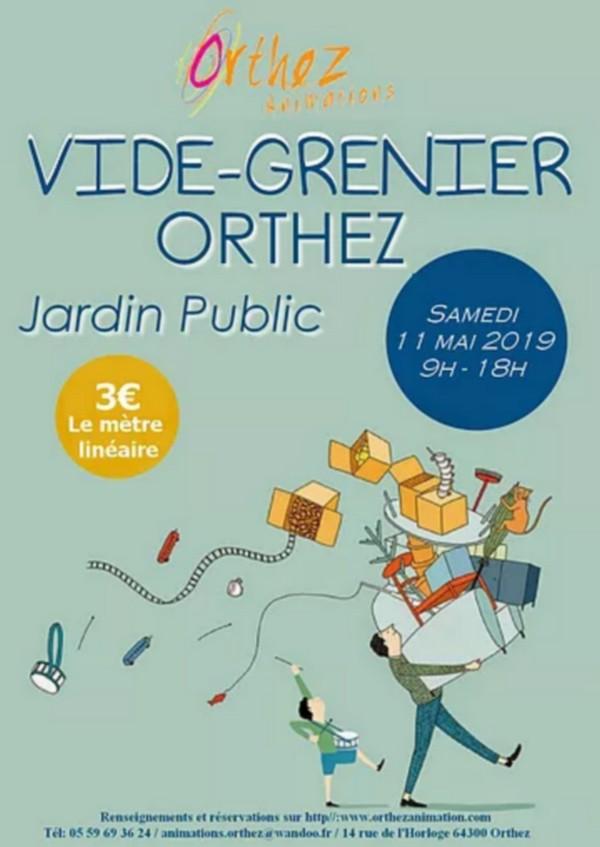 Vide-grenier - ORTHEZ